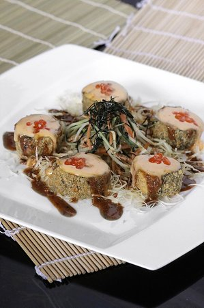 Bluefin Japanese Fusion and Lounge : Orange Blossom