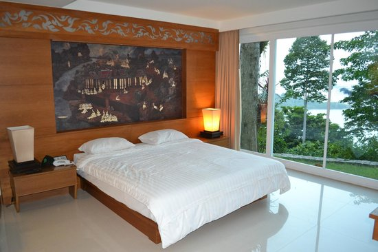 Sea View Resort & Spa Koh Chang: Family suite - main bedroom