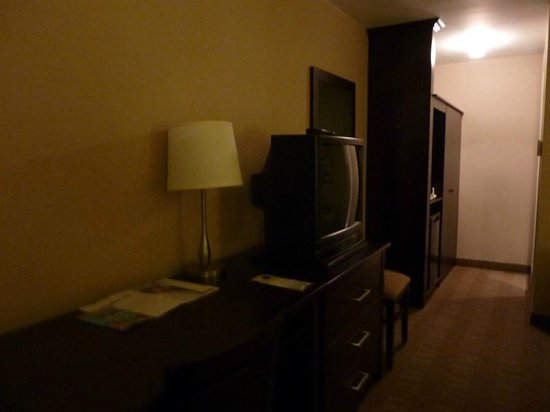 Skyline Hotel & Waterpark: Functional room