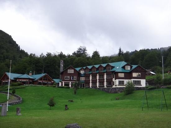 Malalcahuello Thermal Hotel & Spa: Hotel Termas de Malalcahuello