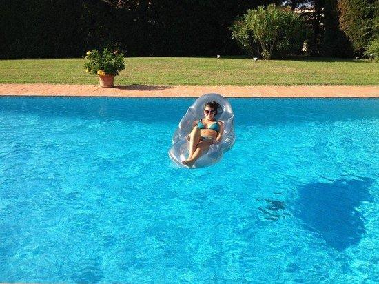 Chambres d'hotes Le Point d'Orgue : Pool
