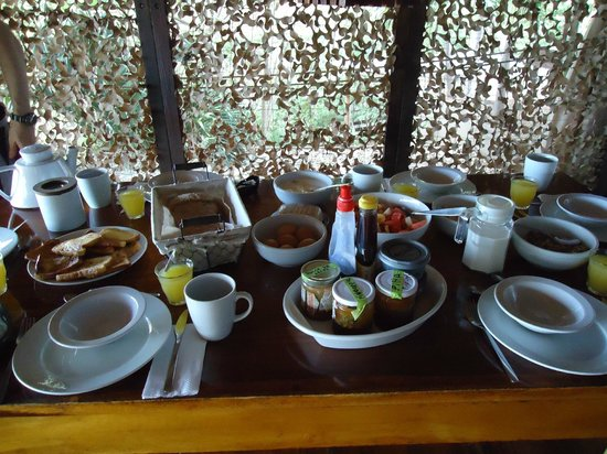 Buena Vista Surf Club: A Surfer's Breakfast!