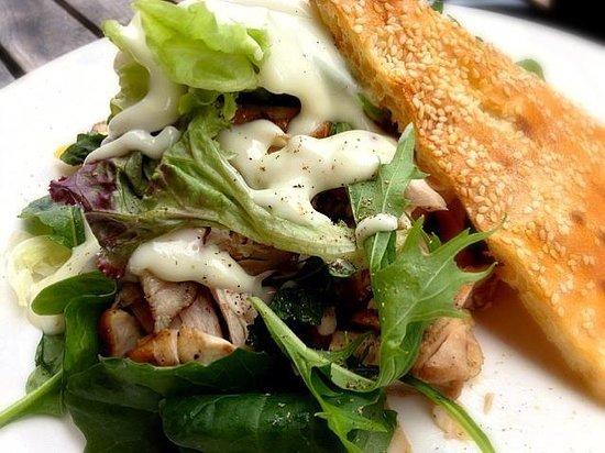 Manuka: Salad