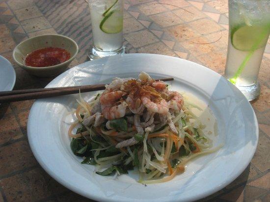 Bo Resort: The food is outstanding!!