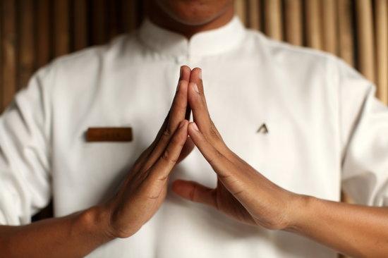Alaya Resort Ubud: Welcome to Alaya