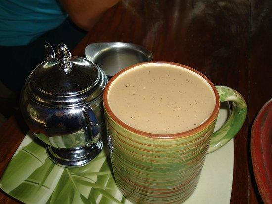 Finca Mystica: Looks like a Nica coffee ceremony- amazing coffee!