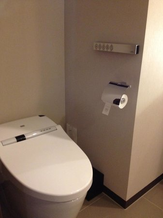 The Royal Park Hotel Kyoto Sanjo: commode