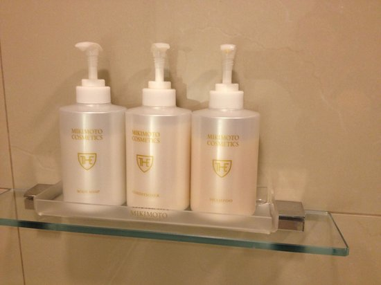 Royal Park Hotel The Kyoto: toiletries