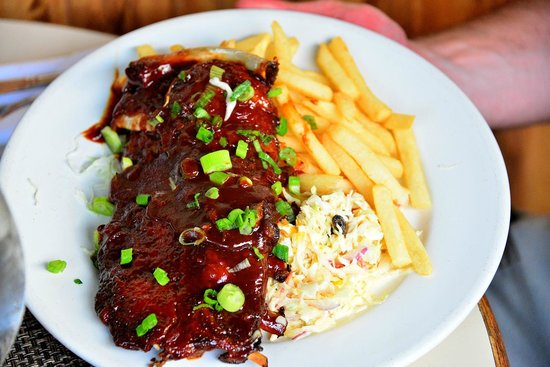Kaleo's Bar & Grill: Baby Back Ribs