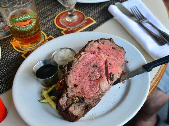 Kaleo's Bar & Grill: Prime Rib