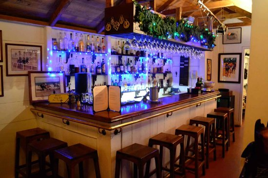 The Hermitage Plantation Inn: Bar
