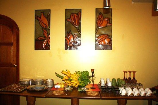 Native Abode: fresh fruits everyday