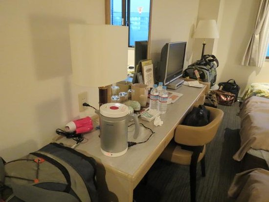 Hotel Vista Kamata Tokyo: room amenities