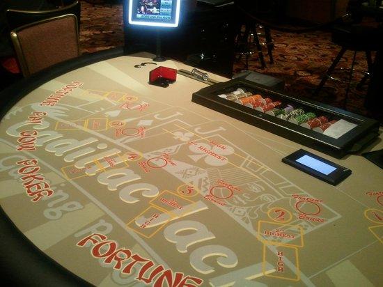 Cadillac Jack's Gaming Resort: Fortune Pai Gow at Cadillac Jack's