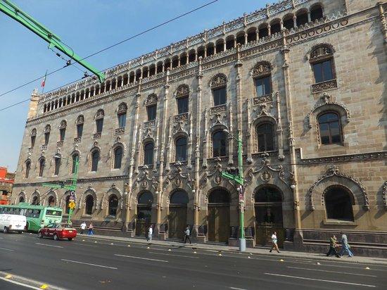 Palacio Postal: Palacio de Correos