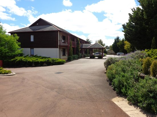 Margaret River Resort : Villa View