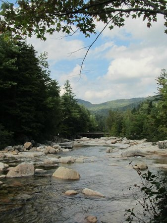 Golden Gables Inn: Rocky Gorge Scenic Area, White Mountains