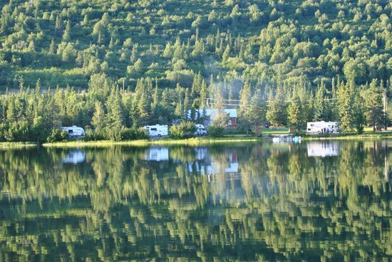 Grizzly Lake Campground