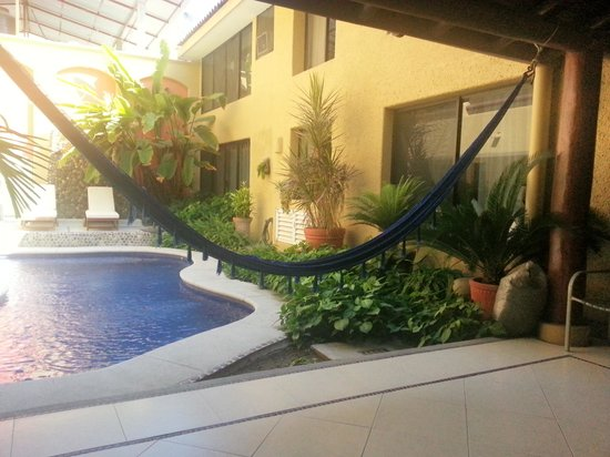 Casa Celeste Hotel: Court yard outdoor pool