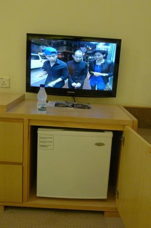 Resort Hotel Genting Highlands: Flat screen TV and also mini bar