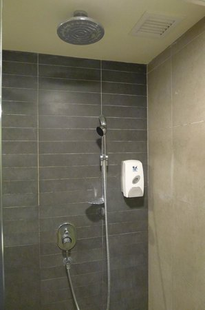 Resort Hotel Genting Highlands: Strong shower head