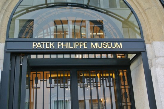 Patek Philippe Museum: Museum outside