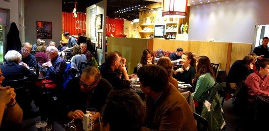 PL8 Restaurant: PL8 - great restaurant I highly recommend!