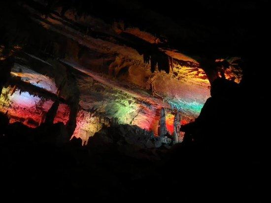 Penn's Cave: Cave