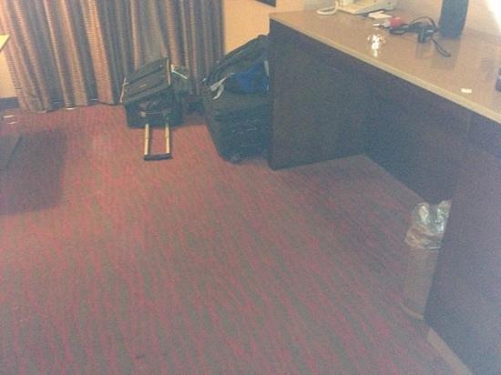 Harrah's Resort Atlantic City: missing desk chair