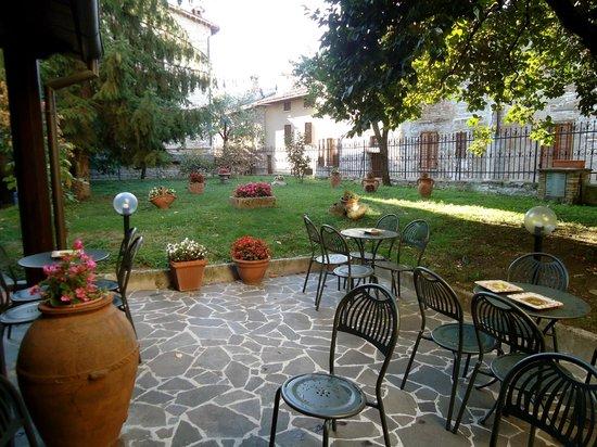 Residenza di Via Piccardi: garden