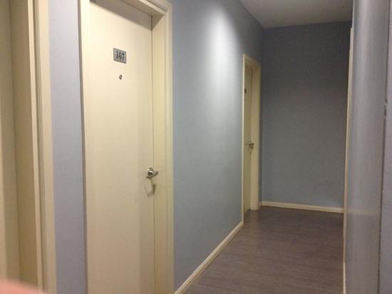 Hii-5 Hotel: hallway
