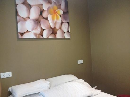 Hii-5 Hotel: standard deluxe room