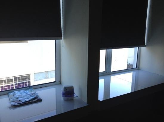 Hii-5 Hotel : window