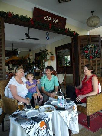 CAVA Restaurant & WineCafe: Cava