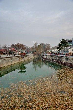 Meram Baglari: The small river