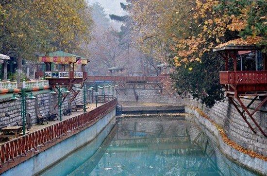 Meram Baglari: some more view on the river