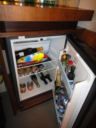 Hotel Sovereign: Mini Bar