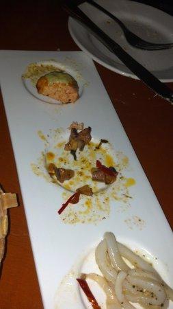 La Cocay: appetizer