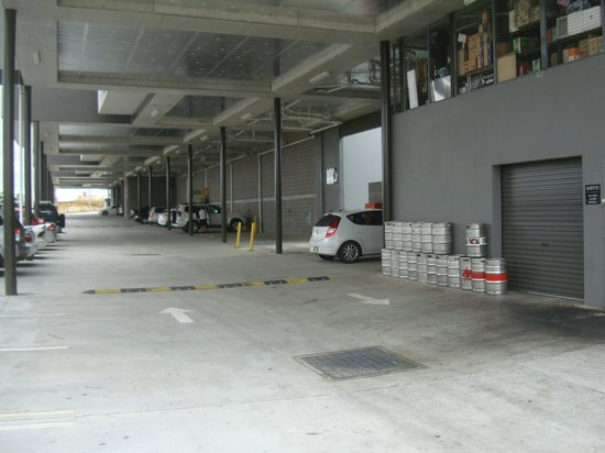 Abode Gungahlin: Parking