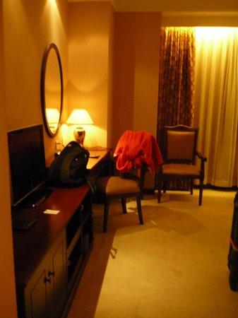 Grand Park Jiayou Hotel: TV console