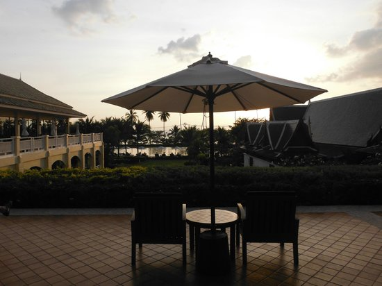 Sofitel Krabi Phokeethra Golf & Spa Resort: lobby view