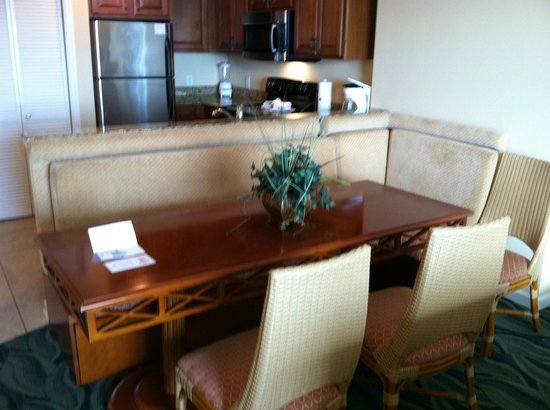 Westgate Myrtle Beach Oceanfront Resort : dinning room