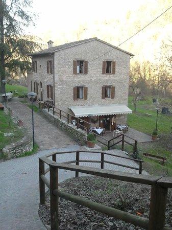 Urbania, Italy: Casa Tintoria