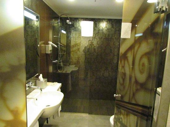 โรงแรมพาลาซโซซิชชี: Room