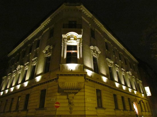 Hotel Palazzo Zichy: Hotel