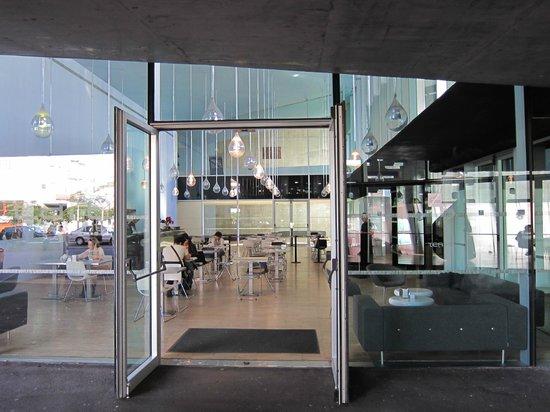 Cafetería Tea: Restaurante