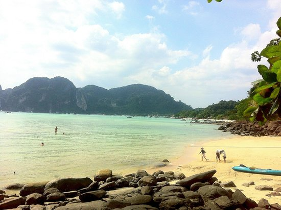 Phi Phi Paradise Pearl Resort: Hat Yao