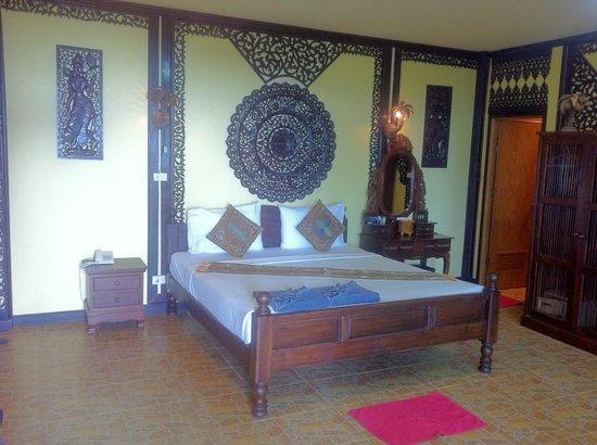 Phi Phi Paradise Pearl Resort: Bungalow P3