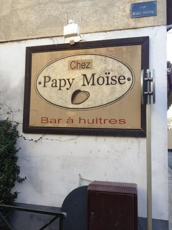 Chez Papy Moise : the place to be