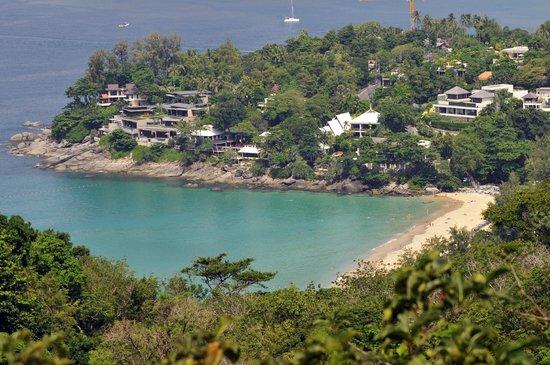 Kata Noi Beach: From Karon View point